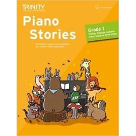 TRINITY PIANO STORIES 2018 - 2020 GRADE 1