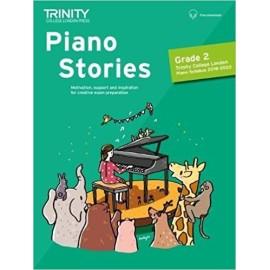 TRINITY PIANO STORIES 2018 - 2020 GRADE 2