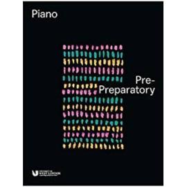 LCM PIANO 2018 - 2020 PRE-PREPARATORY