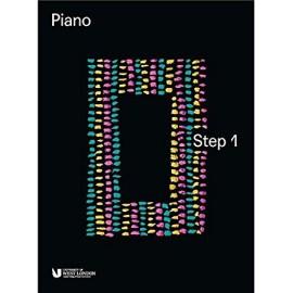 LCM PIANO 2018 - 2020 STEP 1