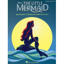 The Little Mermaid (piano/vocal selections)
