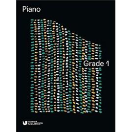 LCM PIANO 2018 - 2020 GRADE 1