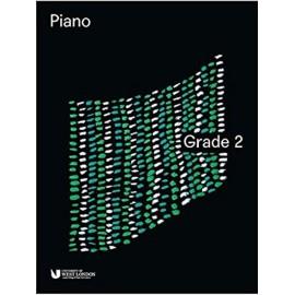 LCM PIANO 2018 - 2020 GRADE 2