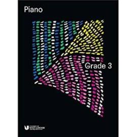 LCM PIANO 2018 - 2020 GRADE 3