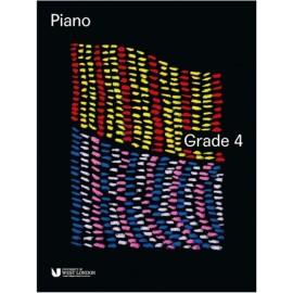 LCM PIANO 2018 - 2020 GRADE 4