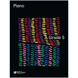 LCM PIANO 2018 - 2020 GRADE 5