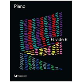 LCM PIANO 2018 - 2020 GRADE 6