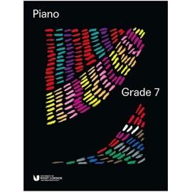 LCM PIANO 2018 - 2020 GRADE 7