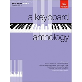 A Keyboard Anthology First Series Book 2 Grades 3 & 4