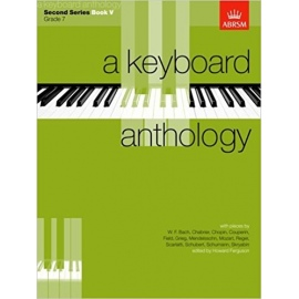A Keyboard Anthology Second Series Book 5 Grade 7