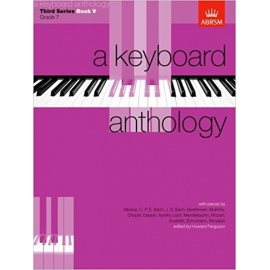 A Keyboard Anthology Third Series Book 5 Grade 7