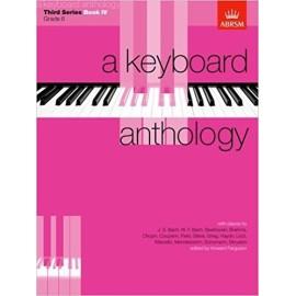 A Keyboard Anthology Third Series Book 4 Grade 6