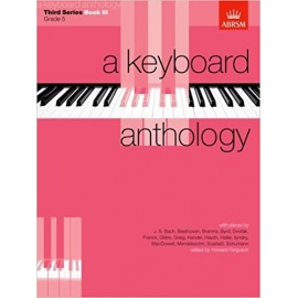 A Keyboard Anthology Third Series Book 3 Grade 5