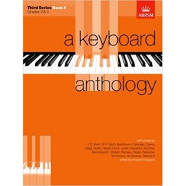 A Keyboard Anthology Third Series Book 2 Grades 3&4
