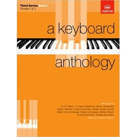 A Keyboard Anthology Third Series Book 1 Grades 1&2