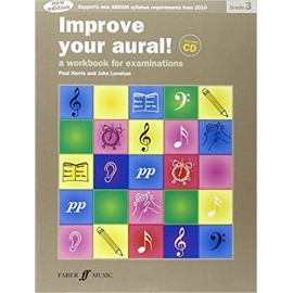 Improve Your Aural! New Edition Grade 3 Bk/CD