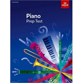 ABRSM PIANO PREP TEST