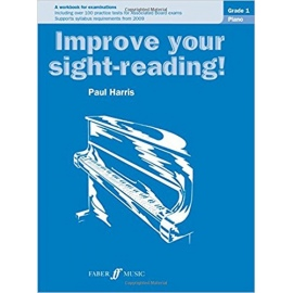 Improve Your Sight-Reading! Grade 1