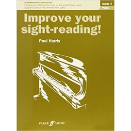 Improve Your Sight-Reading! Grade 3
