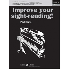 Improve Your Sight-Reading! Grade 8