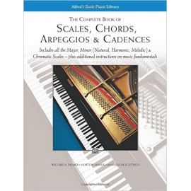 The Complete Book of Scales, Chords, Arpeggios, & Cadences