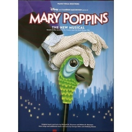 Mary Poppins: The New Musical: Vocal Selections (PVG)